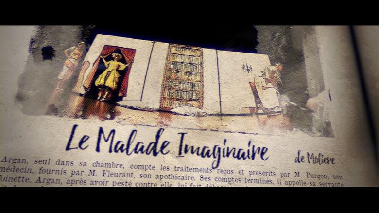 Theaterbezoek 'Le Malade Imiginaire'