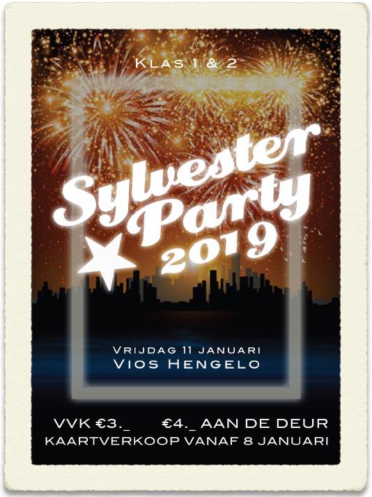 Sylvester Party 2019