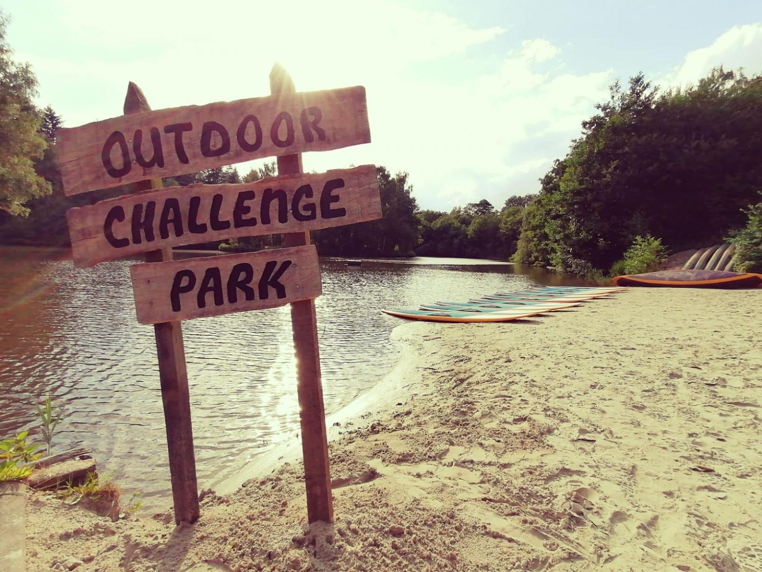 6-10 september Outdoor Challenge Week